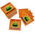 Halloween Design Paper Gift / Price Tags with Color Twine for Gift Wrapping Packaging, Set of 95 £á