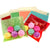 White Polka Dot Candy Cookie Party Gift Wrapping Treat Bags, 95~100 count, Mix Color