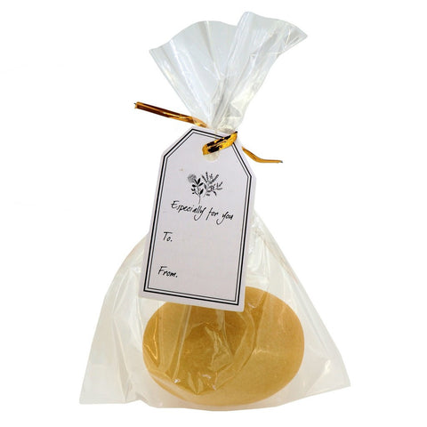 Fancy Pants Designs Especially For You Paper Gift / Price Tags with Flat Cellophane Bags and Golden Twist Ties, Set of 48