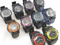 Digital Sport Watch for Men Women, Pack of 10