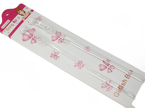 Invisible Transparent Clear Bra Straps Lingerie Accessories - 4.5mm Wide