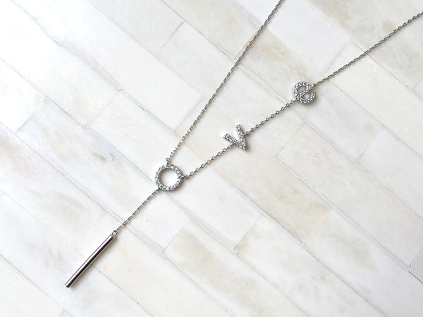love Rosary Necklace