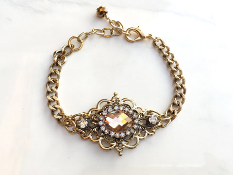 Antique Princess Bracelet