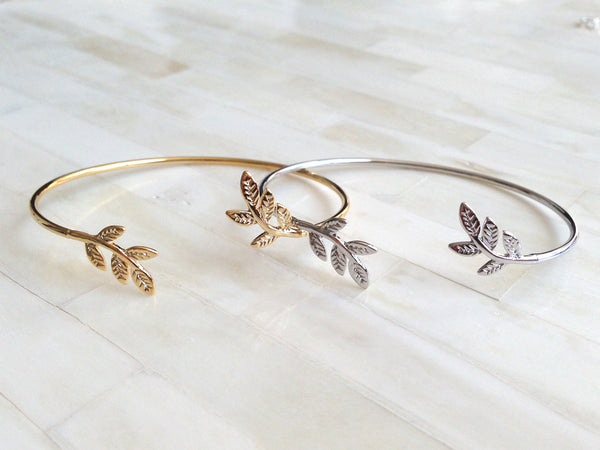 Bay Leaves Bangle
