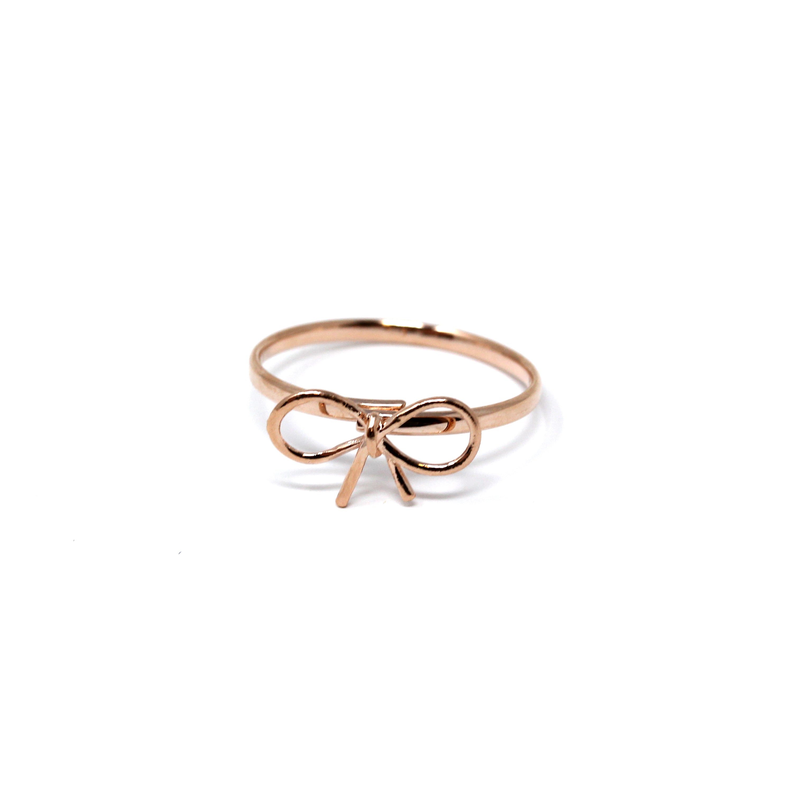 Classic Bow Ring