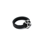 Star Leather Ring