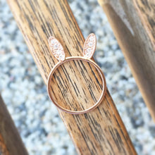 Load image into Gallery viewer, Bunny Ear Ring