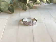 Load image into Gallery viewer, Trio Pave Ring