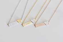 Load image into Gallery viewer, All You Need Is Love Necklace
