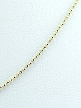 Load image into Gallery viewer, Ball Chain Gold Necklace