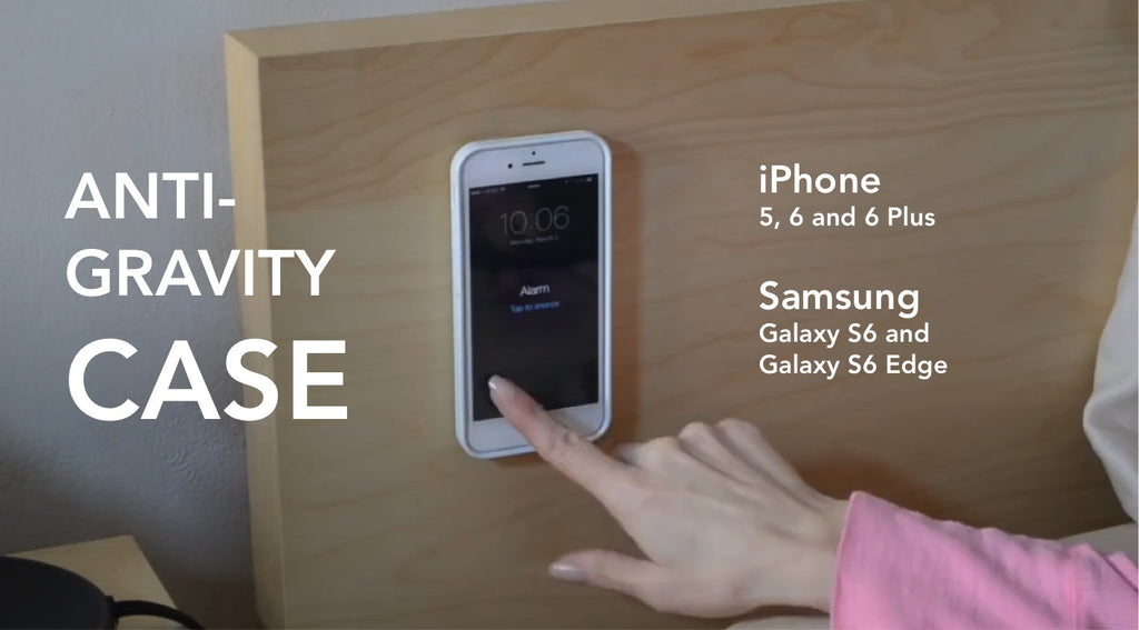 Anti-Gravity Case For iPhone and Samsung