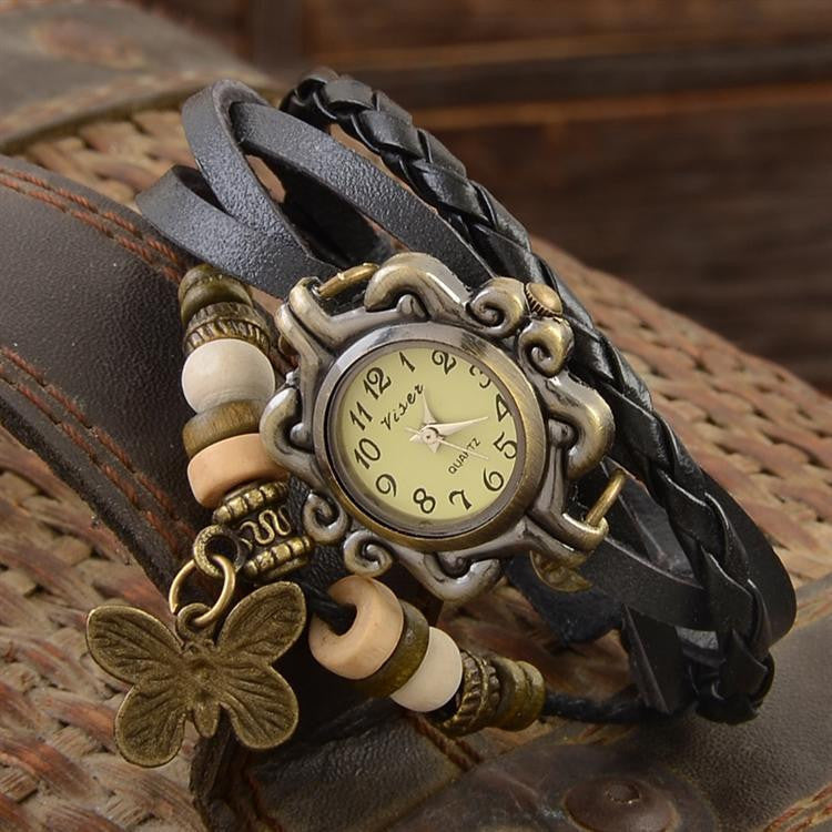 3 Simple Steps to Redeem your Leather Bohemian Watch from Super Saver Media