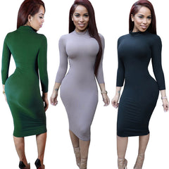 Ladies Hailey Slim Club Dress