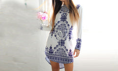 Casual Lila Dress