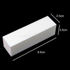 Pack of 4 Buffer Blocks for Pedicure, Manicure and Makeup