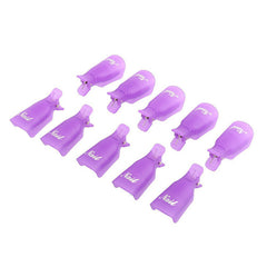 Pack of 10 Gel Polish Remover Tool