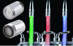 LED Water Faucet in 7 Colors
