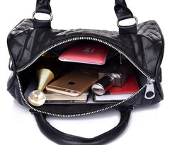 Womens PU Leather Shoulder Bag