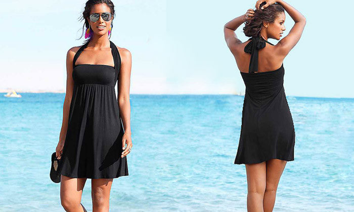 Ladies Casual Beach Dress