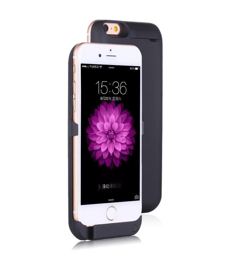 Ultra Thin Battery case 4500mah For iPhone