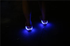 LED Luminous Shoe Clip
