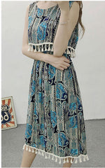Bohemian Bellatrix Maxi Dress