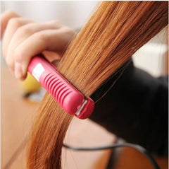 Portable Ceramic Flat Iron Hair Straightener