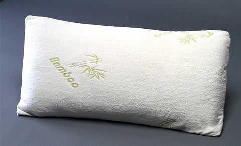 Bamboo Memory Foam Pillows