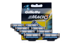 Gillette Mach 3 Refill Cartridges (Eight-Pack)