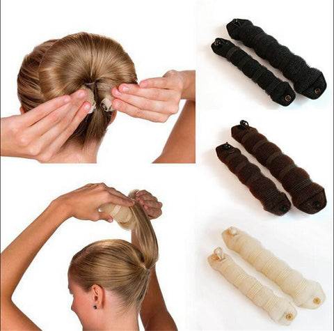 Hair Styling Bun Maker Tool
