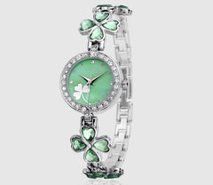 Clover Ladies Bracelet Watch