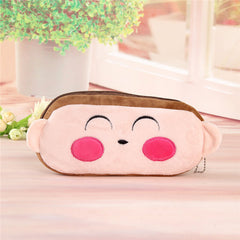 Cartoons Plush Pencil Case