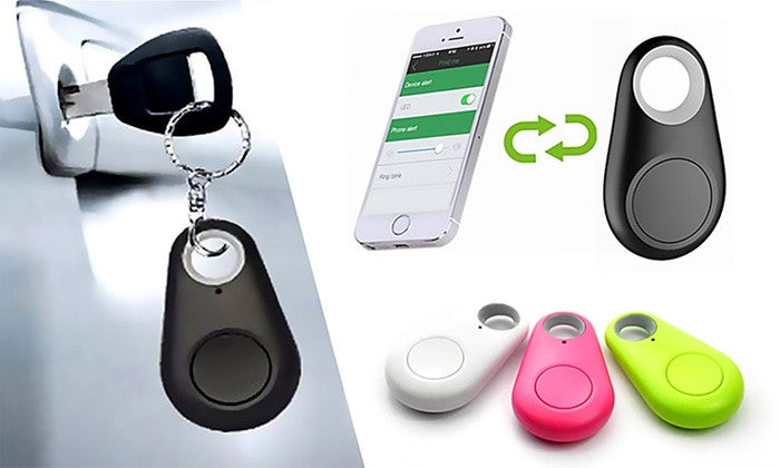 Bluetooth Keychain Tracker
