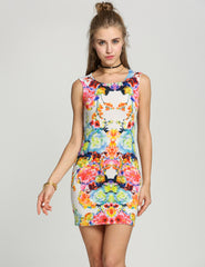 Ladies Clarice Flower Dress