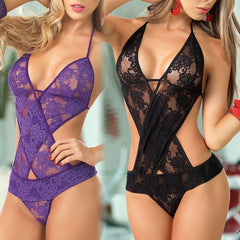 Vogue Lace Sexy Lingerie Set
