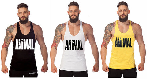 Mens Sleeveless Singlet
