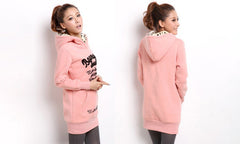 Susie Warm Hooded Sweater