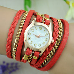 Ladies Retro Vintage Dress Watch