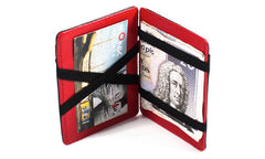 Magic PU Leather Wallet