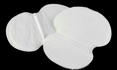 10 Pieces Disposable Absorbing Underarm Sweat Guard Pads
