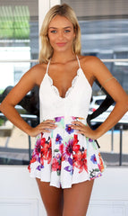 Ladies Spring/Summer Casual Playsuit