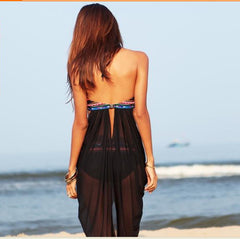 Hippie Chic Bikini Push-Up Dress