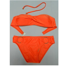 Ladies Fringe Bikini Beach Swimsuit