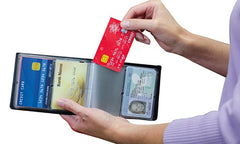 Wonder Wallet with RFID Technology