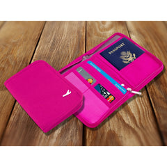 Passport and Travel Organiser
