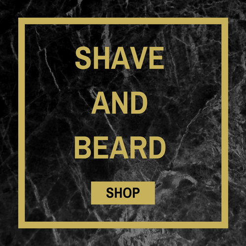 Shaving and beard range of mens products catering for different types and textures of hair along with skin types.