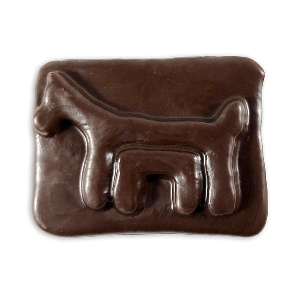 Horse chocolate sculpture (box of 12)