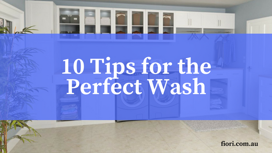 10 Steps for the Perfect Wash