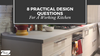8 Practical Design Questions for a Working Kitchen