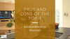 Pros and Cons of the Top 4 Kitchen Benctop Materials